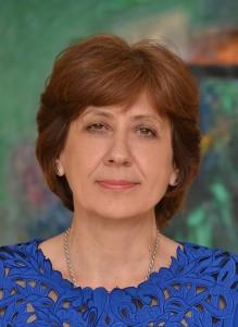 Портрет на д-р Ренета Инджова председател на НСИ