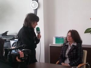 Работна среща на директора на ТСБ – Ямбол с представители на регионалните медии