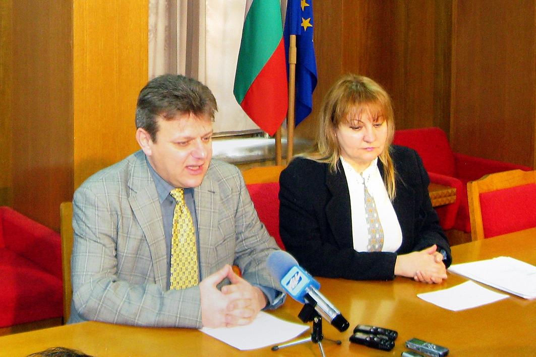 пресконференция на ТСБ Шумен с г-н Иван Капралов, омбудсман на общине Шумен