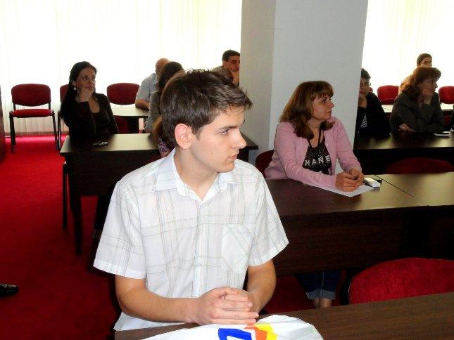 Свилен Донев и участници в срещата