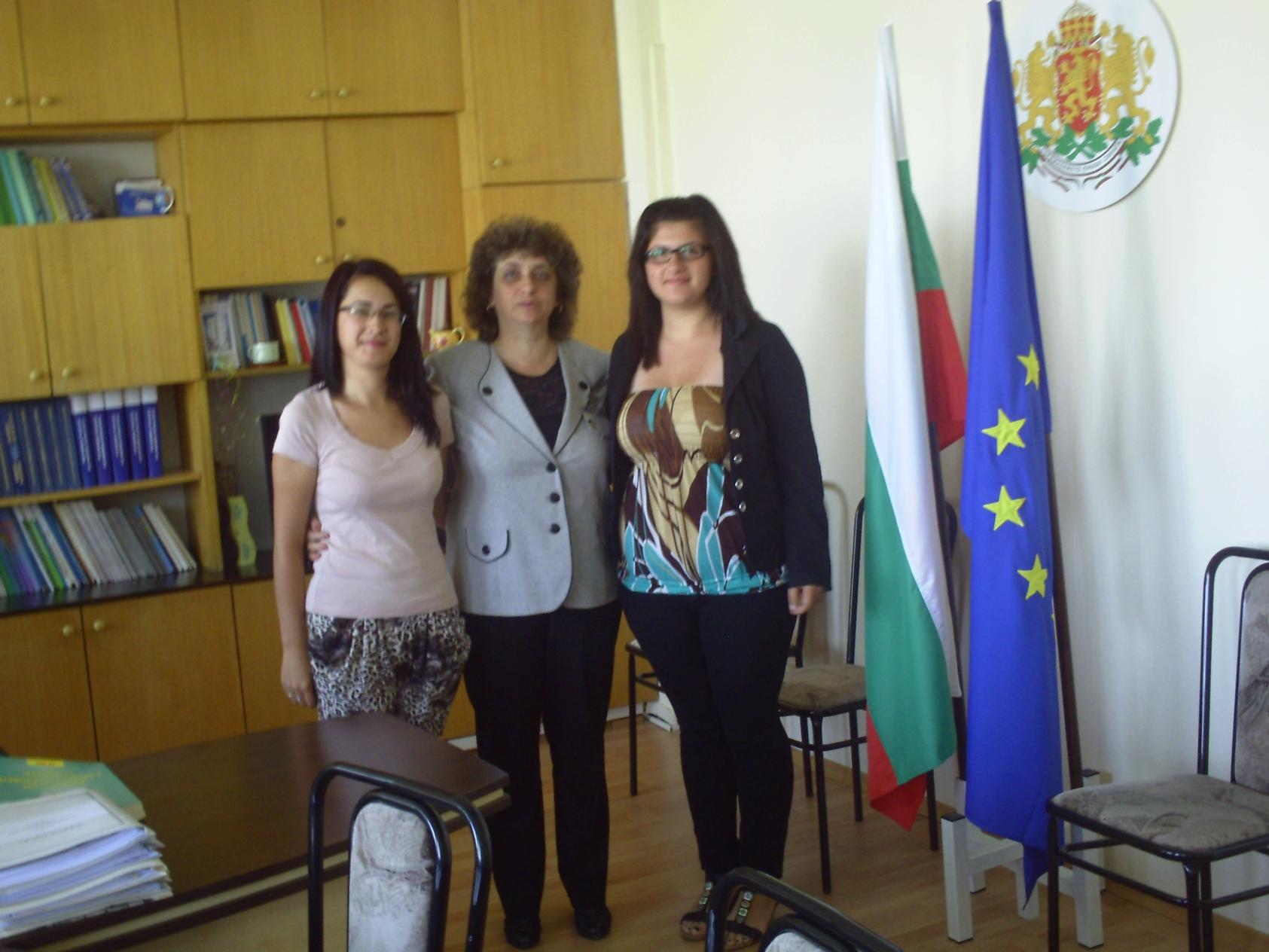 Участници в проекта