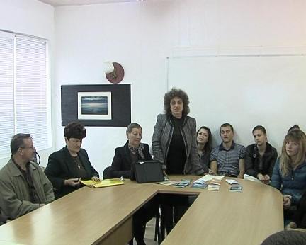 Приветствие на г-жа Юлияна Митева -  директор на ТСБ - Търговище