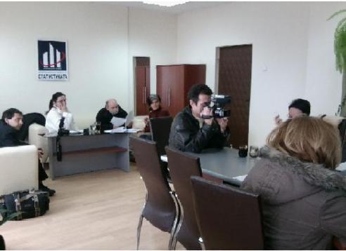 Представители на регионалните медии