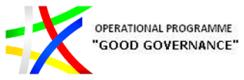 Logo of operational programme Good governance