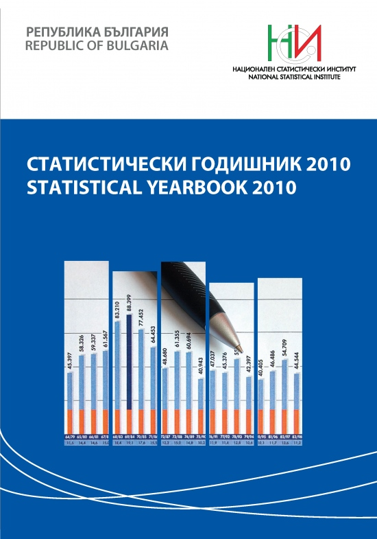 Статистически годишник 2010