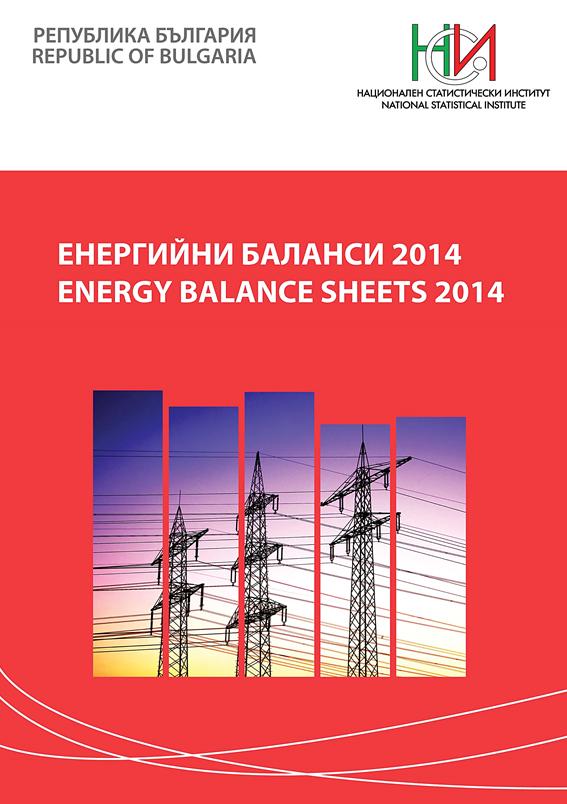 Енергийни баланси 2014
