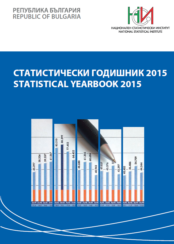Статистически годишник 2015