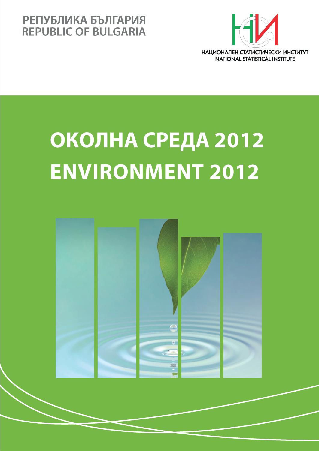 Околна среда 2012