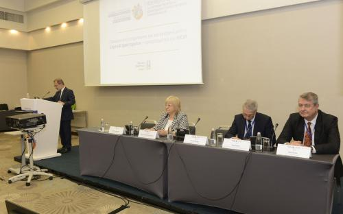 Конференция на потребителите на европейска статистическа информация в България