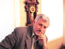 Portrait of Bogdan Bogdanov