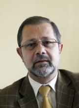 Портрет на Сергей Цветарски