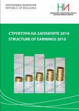 Структура на заплатите 2010